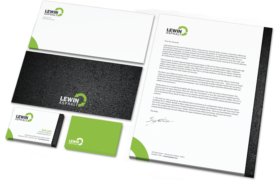 Branding Collateral Package Design